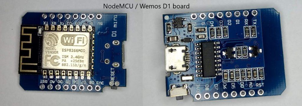 How to make a smart light sensor using a NodeMCU arduino