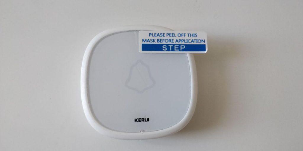 Kerui Smart Doorbell – IoT with us